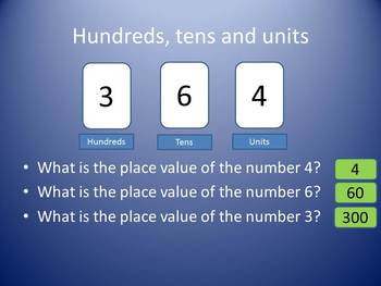 Whole numbers: Place value complete lesson