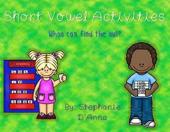 Whoo Can Find the Owl? Short Vowel Differentiated Game