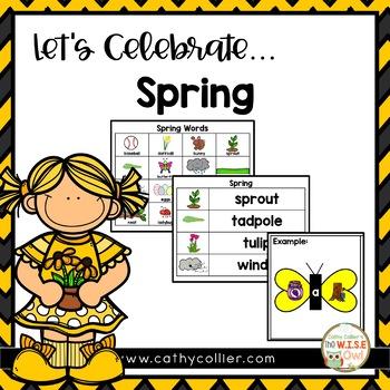 Let's Celebrate...Spring
