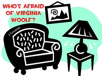 'Who's Afraid of Virginia Woolf?' Edward Albee