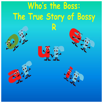 Who's the Boss: The True Story of Bossy R