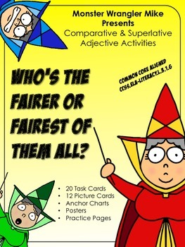 Who's the Fairer or Fairest of Them All: Comparative and S