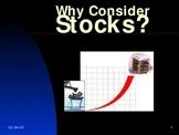 Why Consider Stocks? (PowerPoint) Long-term Investing Fund