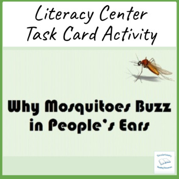 Why Mosquitoes Buzz In People's Ears Task Flash Sequence L