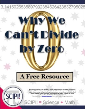 Why We Can't Divide by Zero!