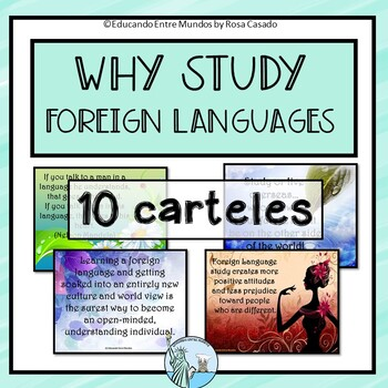 Why study Foreign Languages?