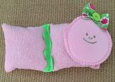 Hard Good: Wiggle Worm Bean Bag Fidget