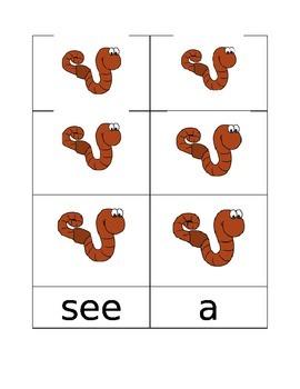 Wiggle Worm Game