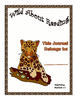 Wild About Independent Reading Journal