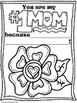 Wild About Mom! Booklet for Mother's Day!