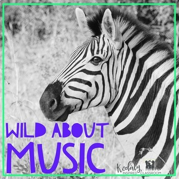 Music In Our Schools Month - Wild About Music Bulletin Boa