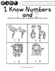 Wild About Numbers: FREEBIE