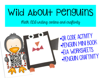 Wild About Penguins QR codes & More