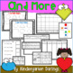 Wild About Shapes: 2-Dimensional Shape Math and Literacy Unit