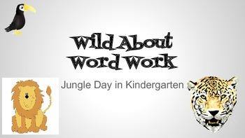 Wild About Word Work