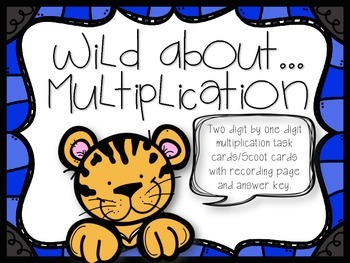 Wild About...Multiplication