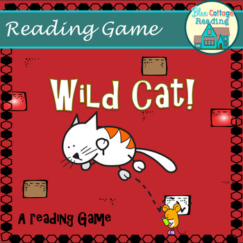 Wild Cat! A Reading Game