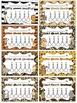 Wild Safari Punch Card Pack