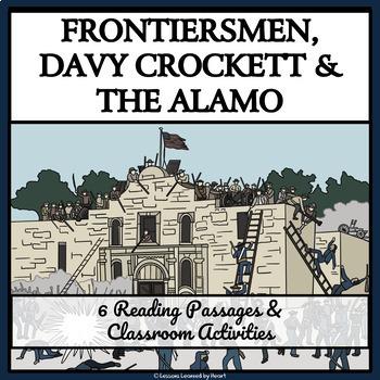 Wild, Wild West Careers: Frontiersman; Davy Crockett and t