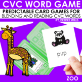 CVC Zoo game and Memory Match