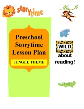 """Wild about Reading"" Storytime Lesson Plan"