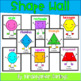 Wild about Shapes Freebie: 2-Dimensional Shapes Math and L