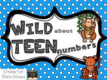 Teen Number Math Activities