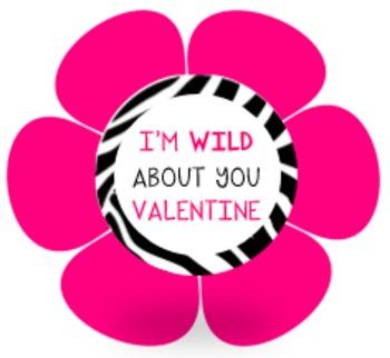 Wild about You Valentine