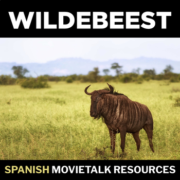 Wildebeest readings in Spanish for MovieTalk extension