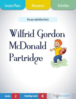 Wilfrid Gordon McDonald Partridge Lesson Plans & Activitie