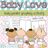 BABY LOVE baby gender graph activity