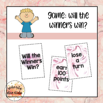 Will the Winners Win Review Game