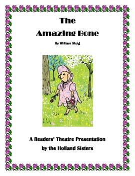 "William Steig  ""The Amazing Bone"" - A Readers' Theatre Pre"