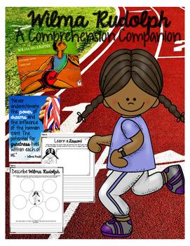 Wilma Rudolph: Women in History Comprehension Companion (THEME)