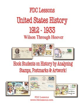 Wilson to Hoover - U.S. Warm Up/Review Lessons Using First