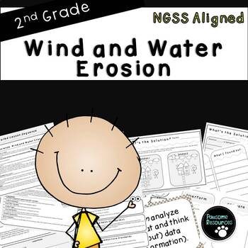 Wind and Water Erosion (Second Grade Lesson)