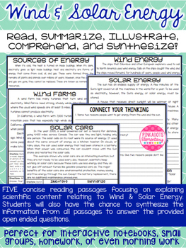 Wind & Solar Energy Articles: Energy Sources, Wind, Wind F