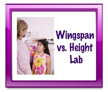 Wingspan VS. Height Lab