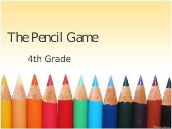Winning the Pencil War - Presentation