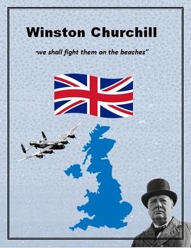 "Winston Churchill speech World War II ""We shall fight them"