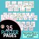 Winter Snowman Collaboration Door Poster - A Great Winter