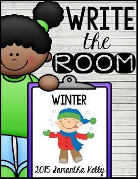 Winter Write the Room Center