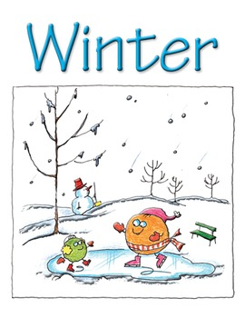 Winter - A Collection of Fun Independent Activities