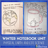 Winter Science Interactive Notebook Activities