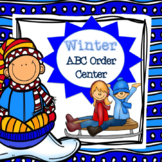 Winter ABC Order Center