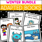 Winter Adapted Book Bundle: 2 Winter Adapted Books for Spe