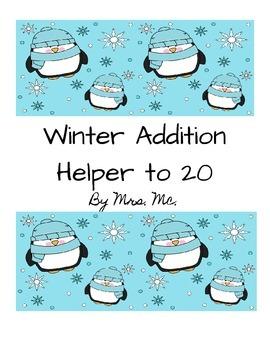 Winter Addition Helper to 20