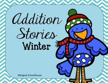 Winter Addition Stories