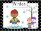 Winter Animal Hibernation Migration & Active for Kindergar