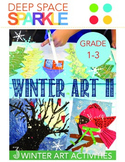 Winter Art Projects II